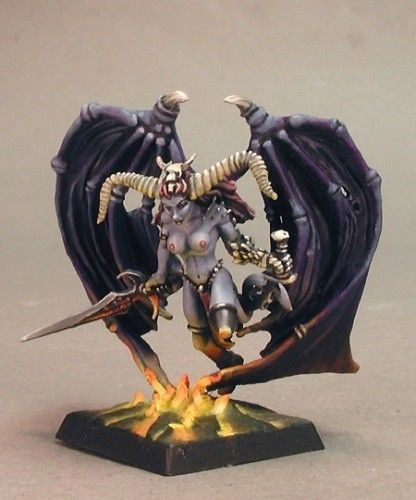 Ashakia-Darkspawn-Demon-Reaper-Miniatures-Warlord-D-D-RPG-Dungeon-Succubus-Devil