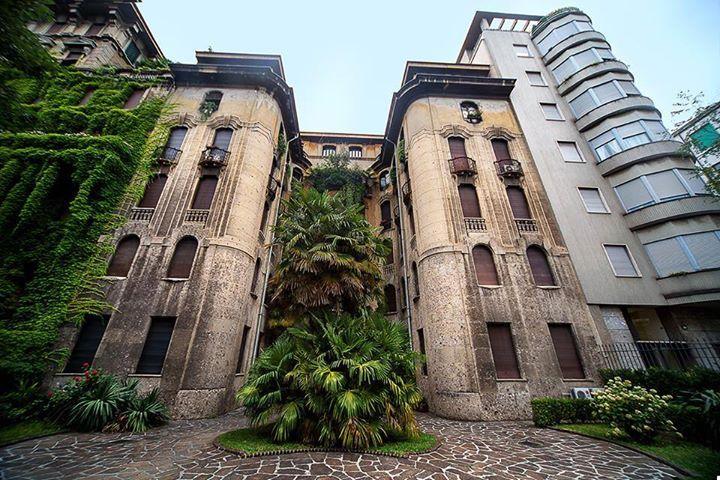Ed eccoci in viale Majno Foto di  Franco Brandazzi #milanodavedere Milano da Vedere