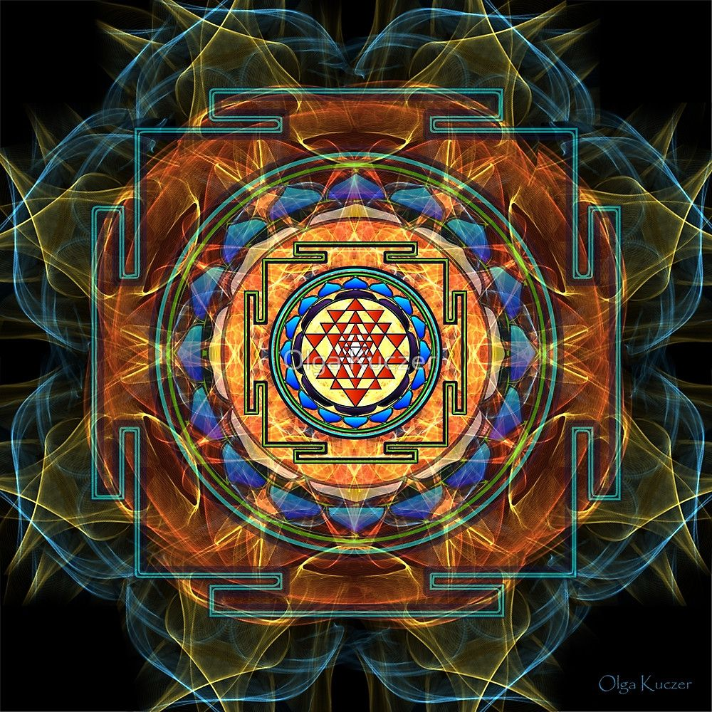 The sri yantra sacred geometry by olga kuczer yantra it is is one of humankinds most ancient symbols for many millenniums the sri yantra has been used to invoke good fortune wealth health biocorpaavc