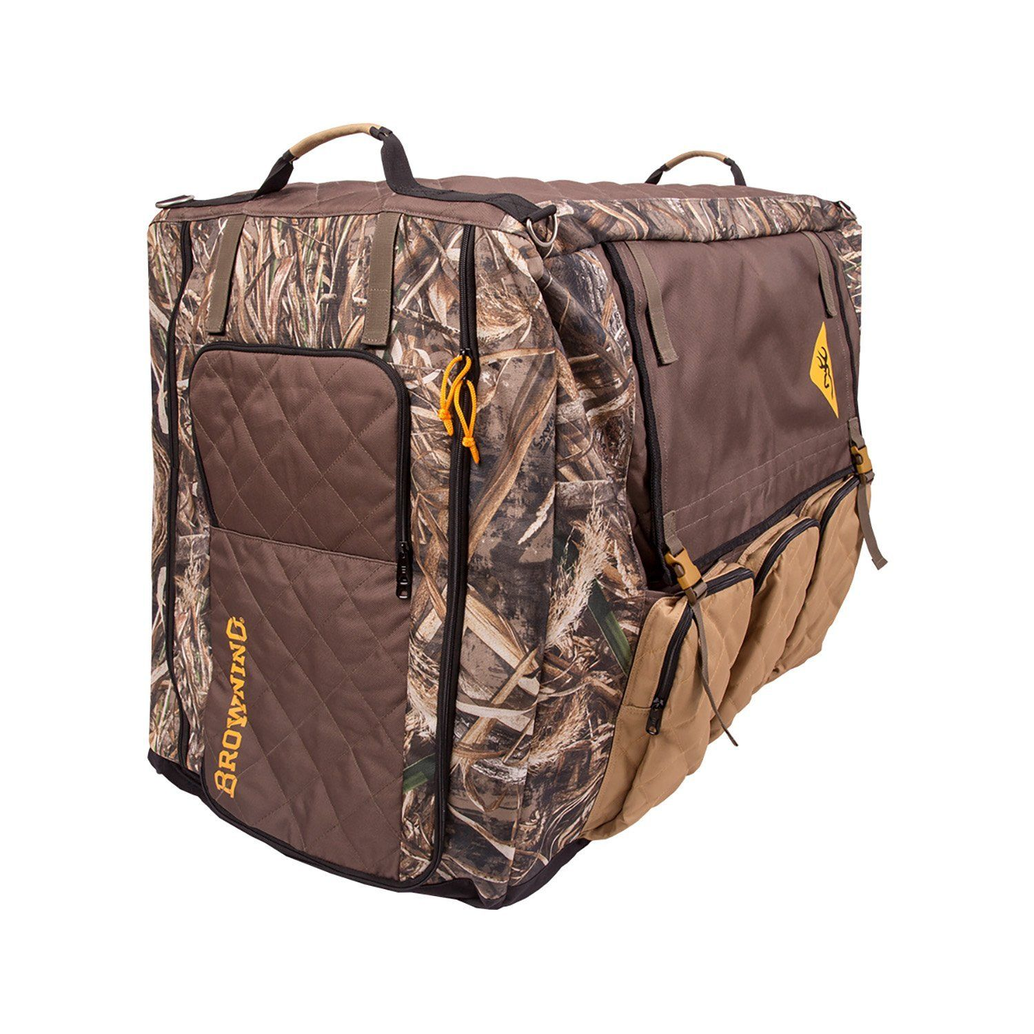 Browning Heavy Duty Dog Crate Cover, Realtree Max5 Camo