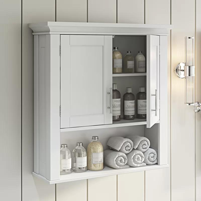 41+ Bathroom wall mounted cabinet custom