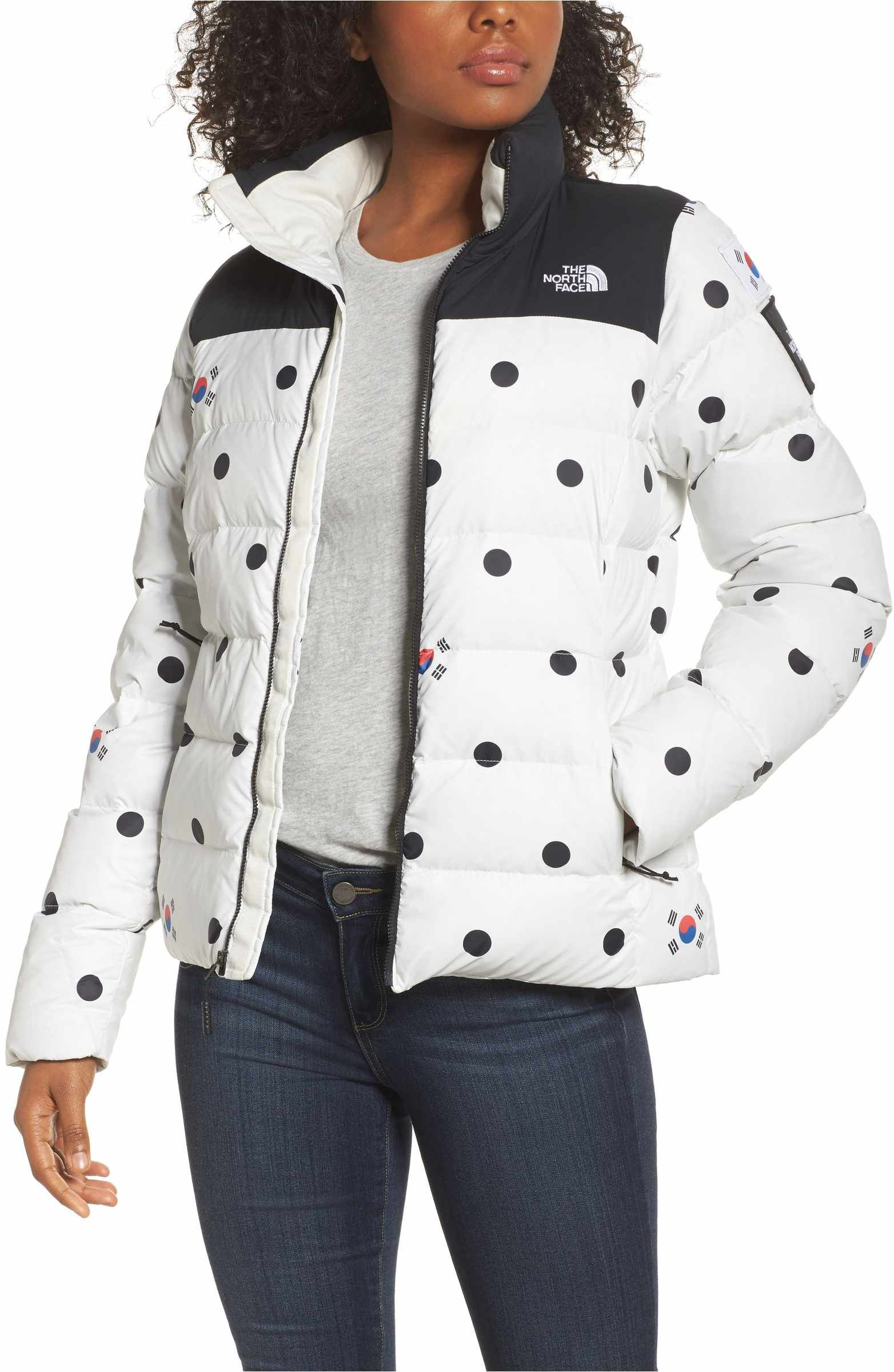 Main Image - The North Face International Collection Nuptse 700-Fill Power Down  Puffer Jacket b6e25a256905