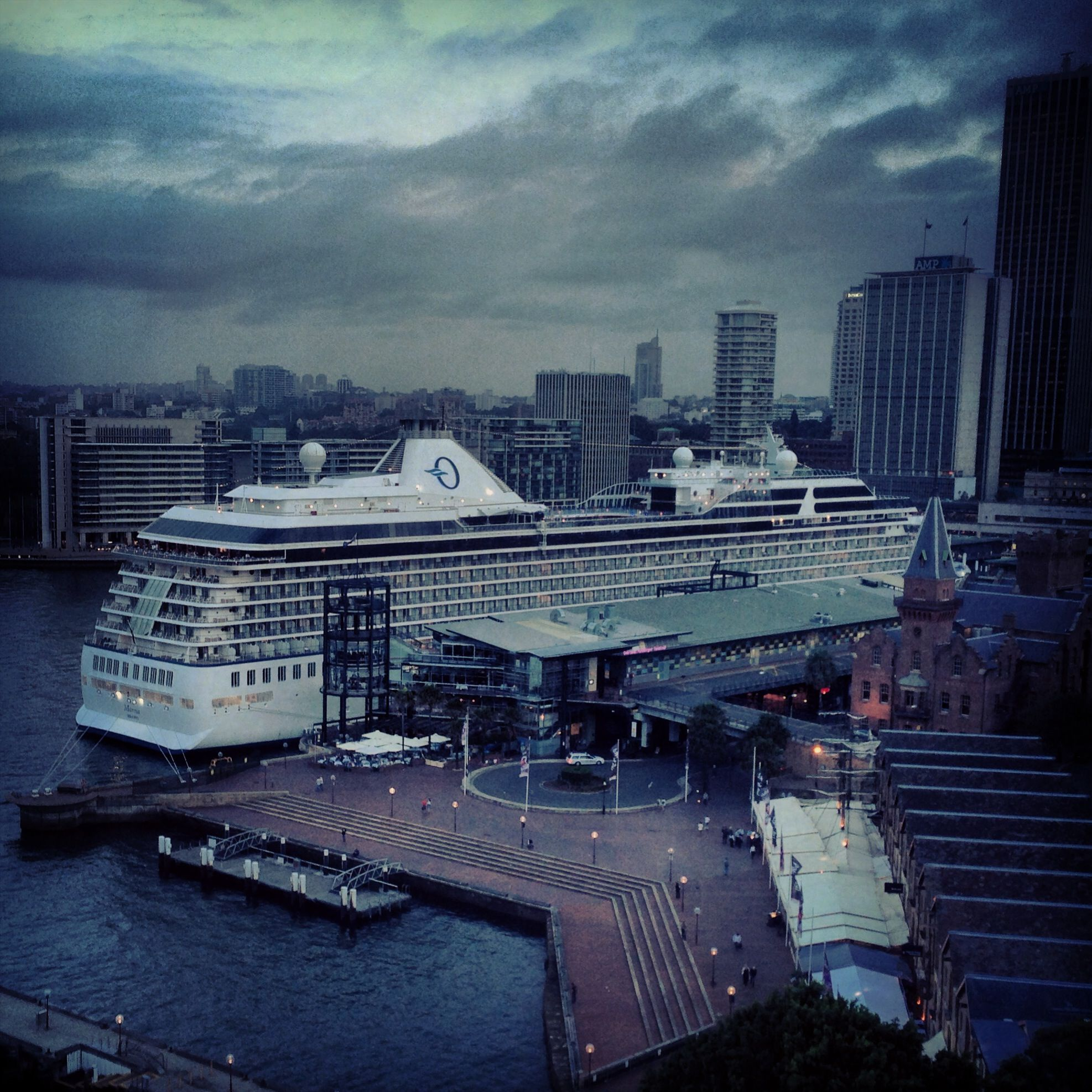 #CQ #Ship #cruise #holiday