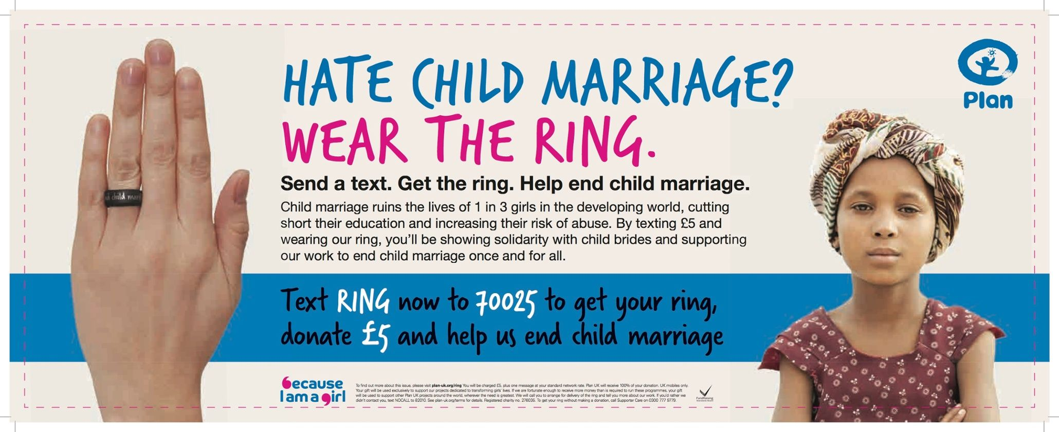 The Anatomy Of A Campaign Giving Child Marriage The Finger Plan Uk