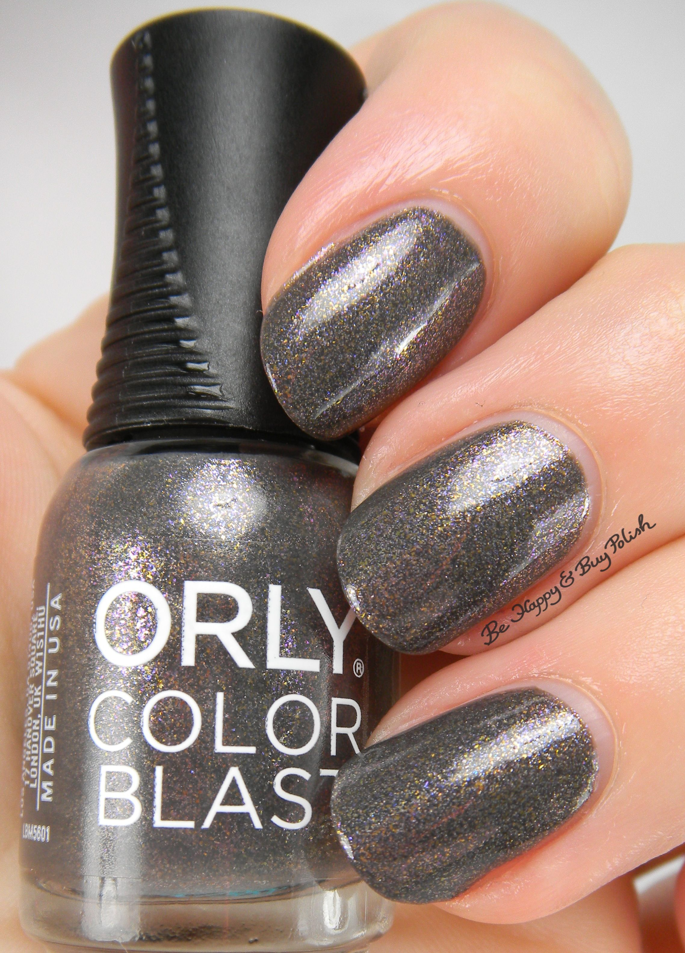 Cinderella Orly Color Blast Wicked Stepmother - Be Happy And