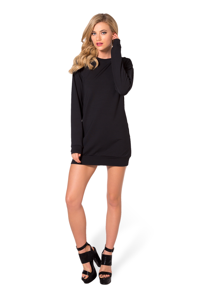 Sweater Dresses Black Milk
