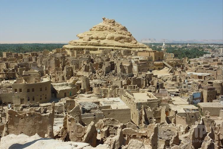 Cittadella di Shali - Oasi di Siwa - Matruh