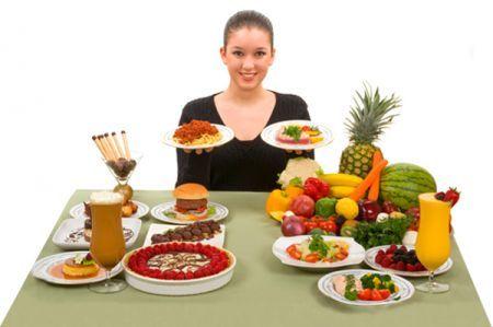 mangiare equilibrato