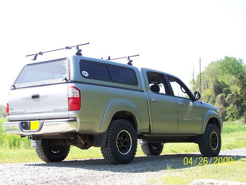1st Gen Tundra Double Cab With Camper Shell Toyota Tundra Tundra Toyota Tundra Trd