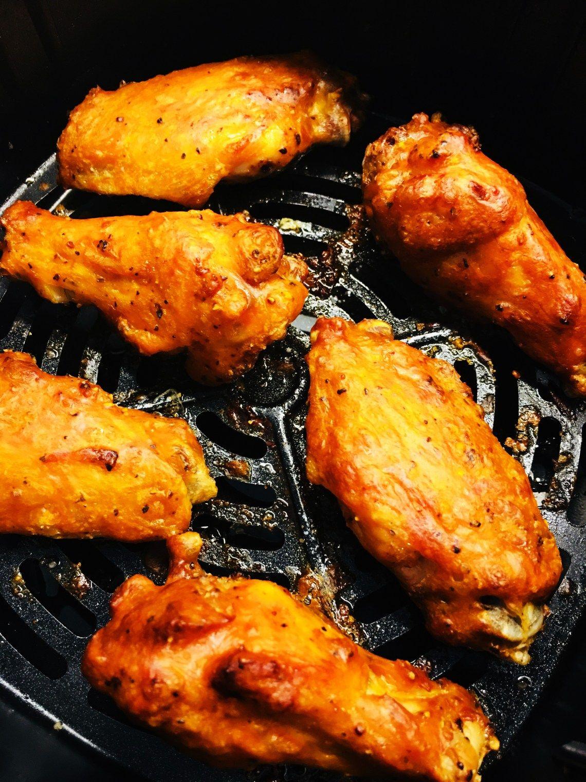 Air Fryer Buffalo Chicken Wings Recipe Chicken wings
