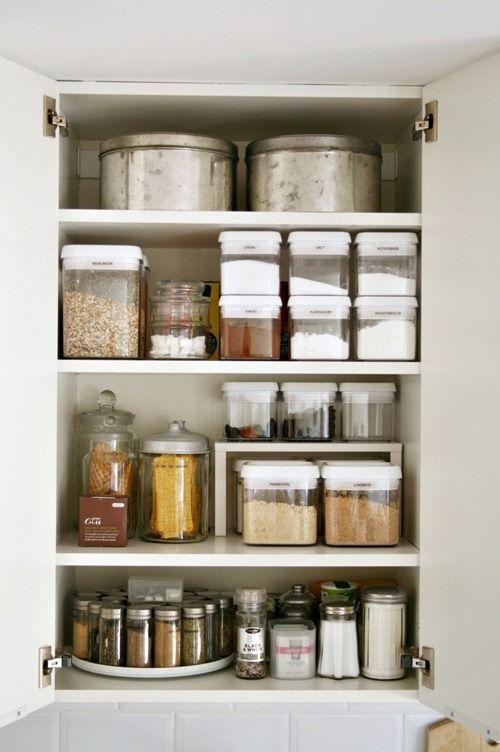 inspiring kitchen cabinet organization ideas. Interior Design Ideas. Home Design Ideas
