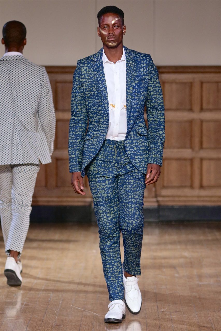 South African Menswear Week 2018 Best Emerging Designers African Men Fashion Menswear African Fashion