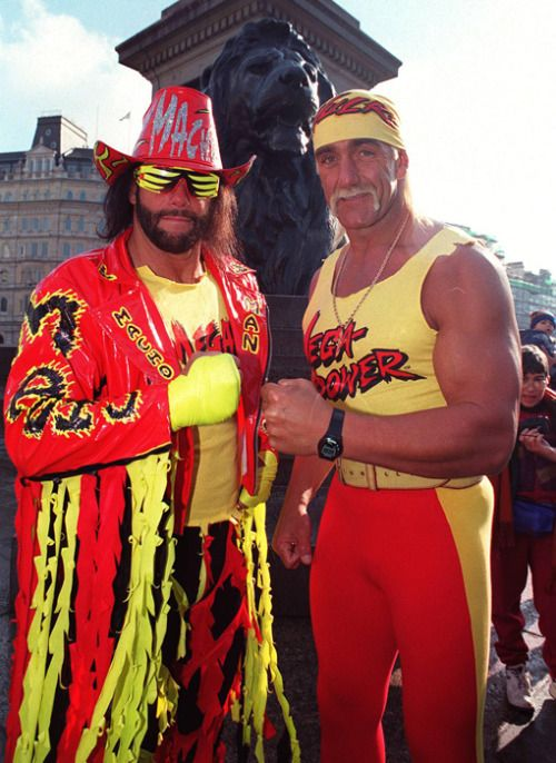 Hulk hogan sex interview macho man