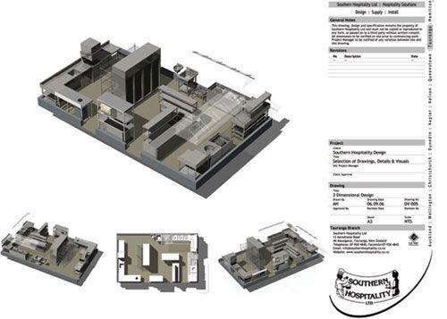 Commercial Kitchen Design from Southern Hospitality Design ...