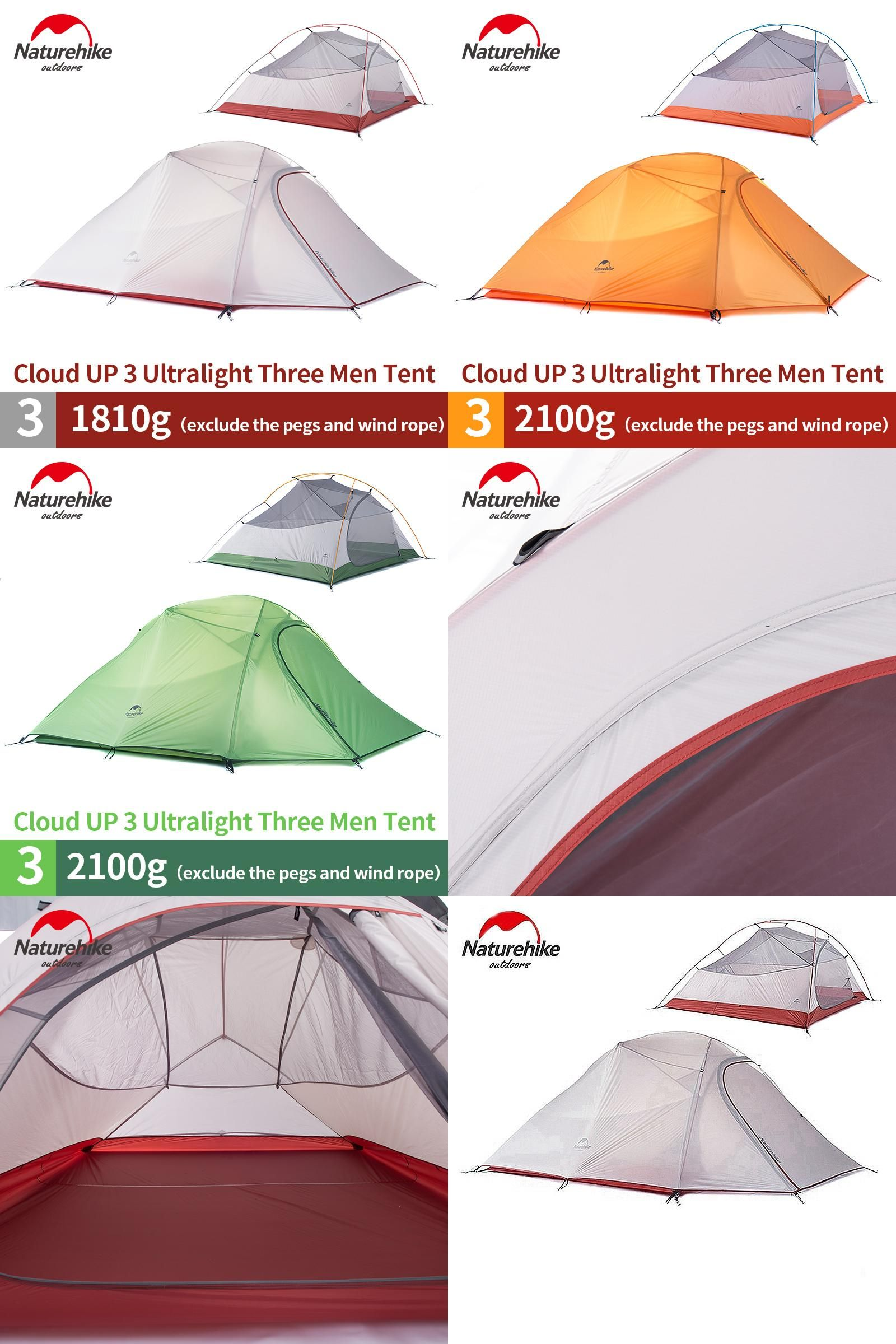 Best Three Man Tent & Know More About The Best 2 Man Tents ...