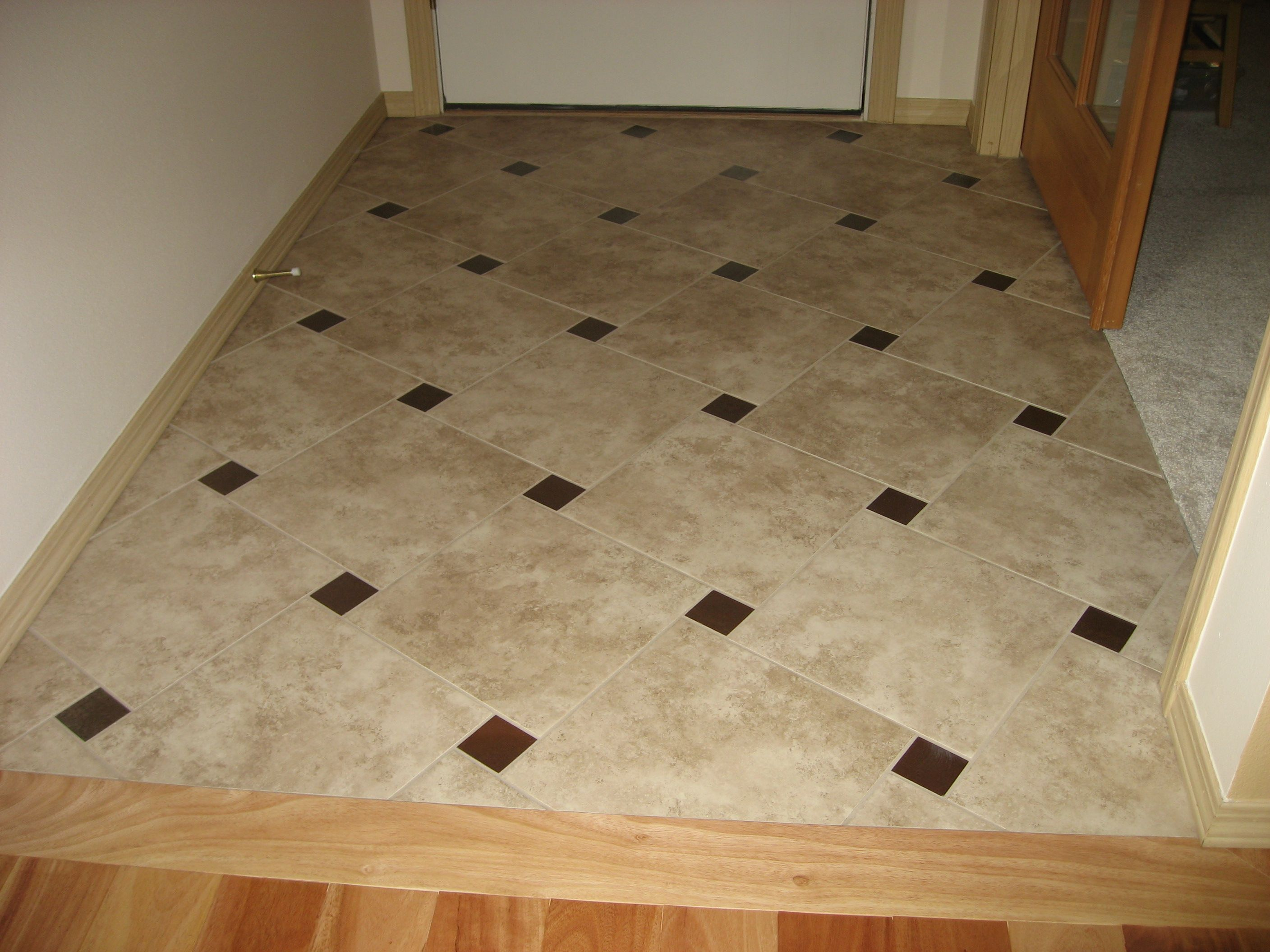 Check out our entry floor tile picture gallery for finding new fresh
