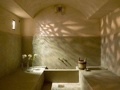 soft marble and tadelakt hammam hammam pinterest ba os aticos and piscinas. Black Bedroom Furniture Sets. Home Design Ideas