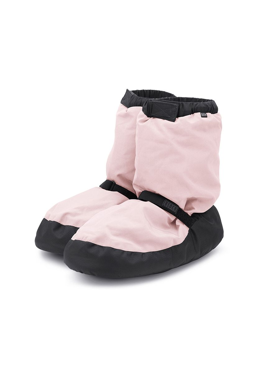 Bloch Candy Pink Unisex Warm Up Bootie Boots size- Medium (large could work  if