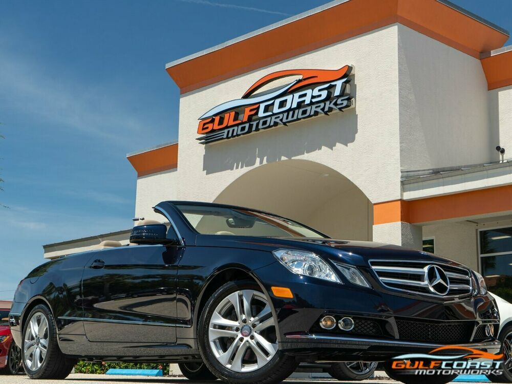 Ebay Advertisement 2011 E Class E 350 2011 Mercedes Benz E 350