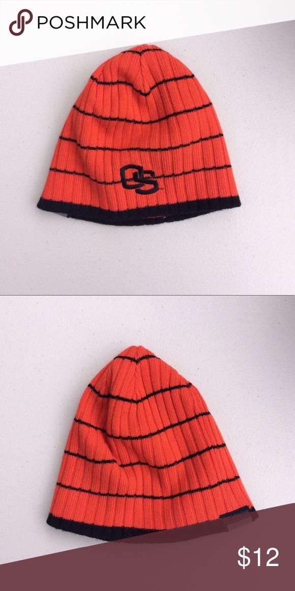 963acd0a10b Columbia Oregon State University OSU Knit Beanie Never worn