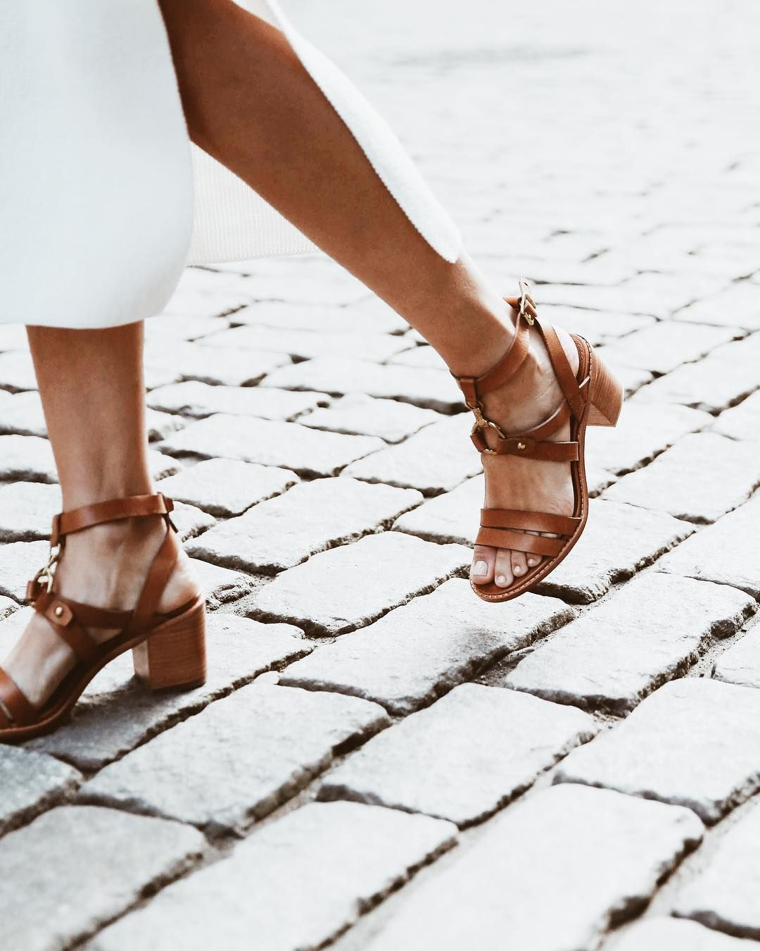60eaf1e9551c Perfect for summer nights  the Bianca Harness Sandal