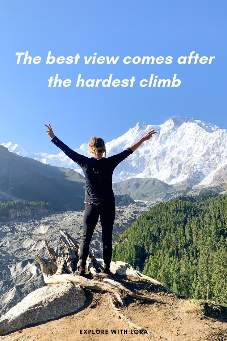 80 Quotes About Hiking That Will Inspire You To Get Outdoors Hiking Quotes Hiking Quotes Funny Instagram Captions