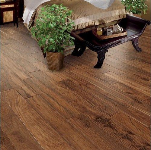 Hardwood Floor Thickness thickness 5 Engineered Hand Scraped Cezanne Acacia Wood Floor 12thickness