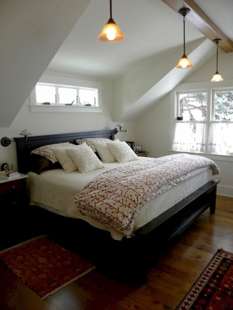 60+ Incredible Small Master Bedroom Design Ideas