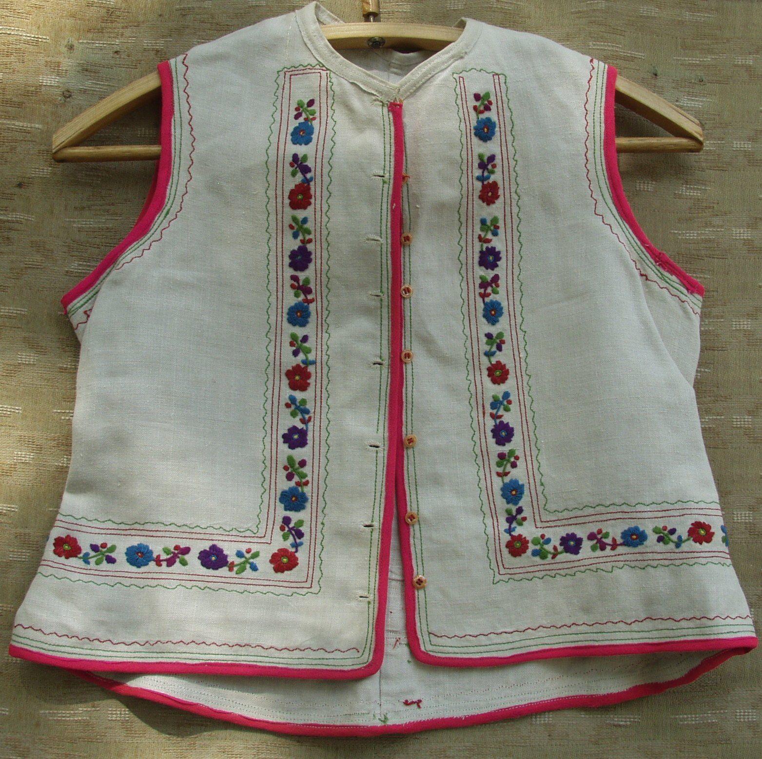 Yavoriw woman's vest