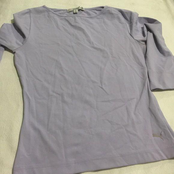 Puma Nuala Shirt Long Sleeve Tshirt Men Puma Shirts Shirts