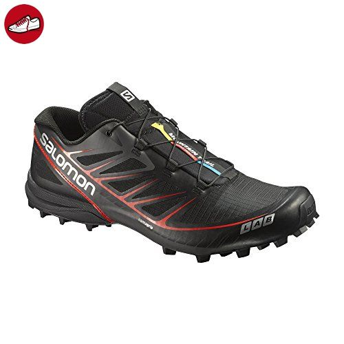 Salomon S-Lab Speed black/racing red - Salomon schuhe (*Partner-