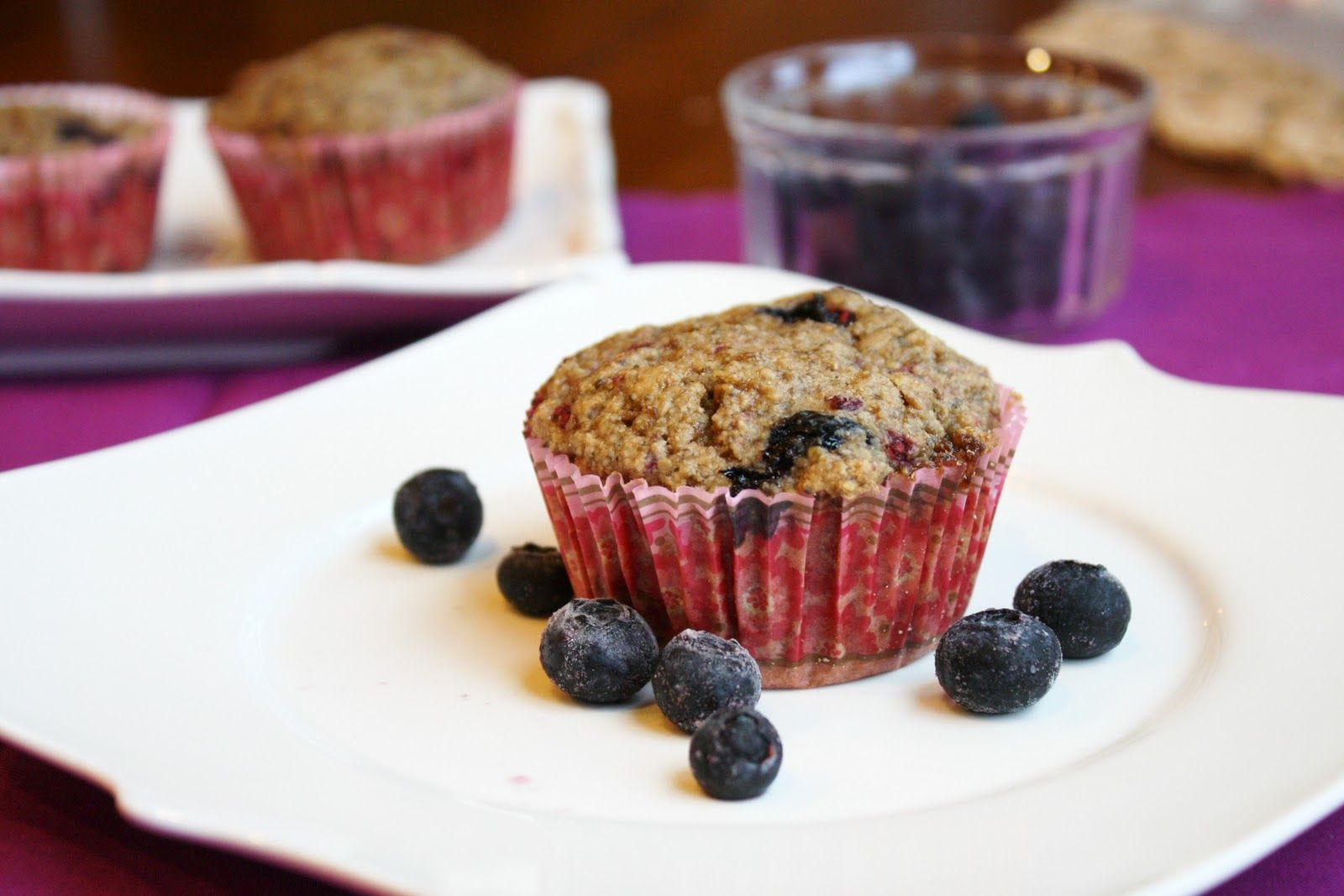 Easy Gluten Free Vegan Blueberry Muffins Recipe Vegan