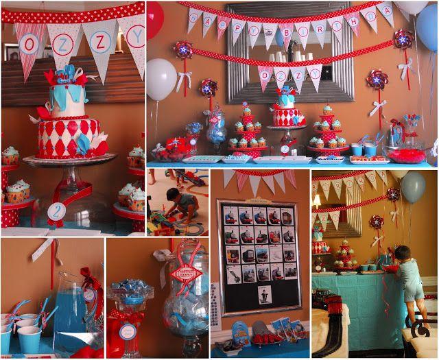 Train Birthday Party The Im Family Ben 1st Pinterest