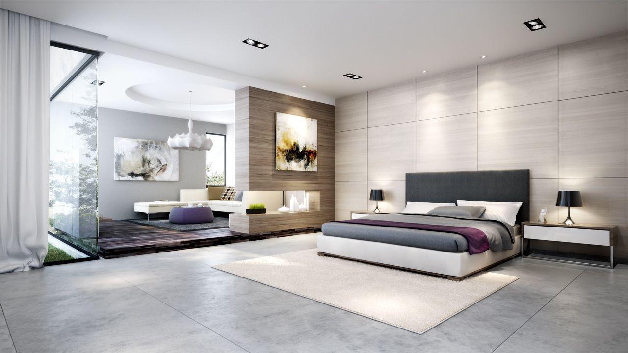 Bedroom Ideas Decor Contemporary Master Bedroom Scheme Modern