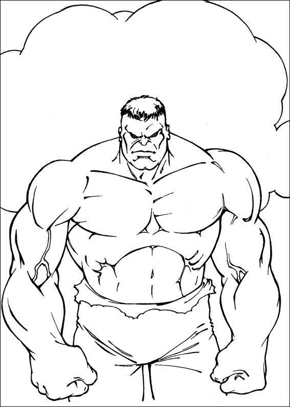 Guarda Tutti I Disegni Da Colorare Di Hulk Wwwbambinievacanzecom