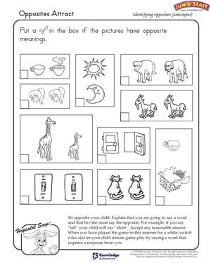 opposites worksheets for preschool free worksheets library download and print worksheets. Black Bedroom Furniture Sets. Home Design Ideas