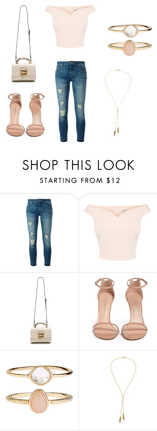 """""""STAYLEWE"""" by sabypolivore ❤ liked on Polyvore featuring MICHAEL Michael Kors, Stuart Weitzman, Accessorize and Bølo"""