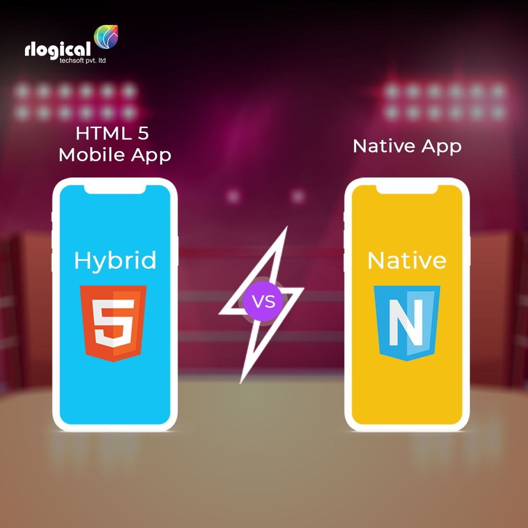 Html 5 mobile app vs native app which are better ios