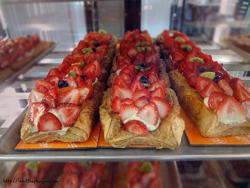 Hans and harry bakery bonita ca