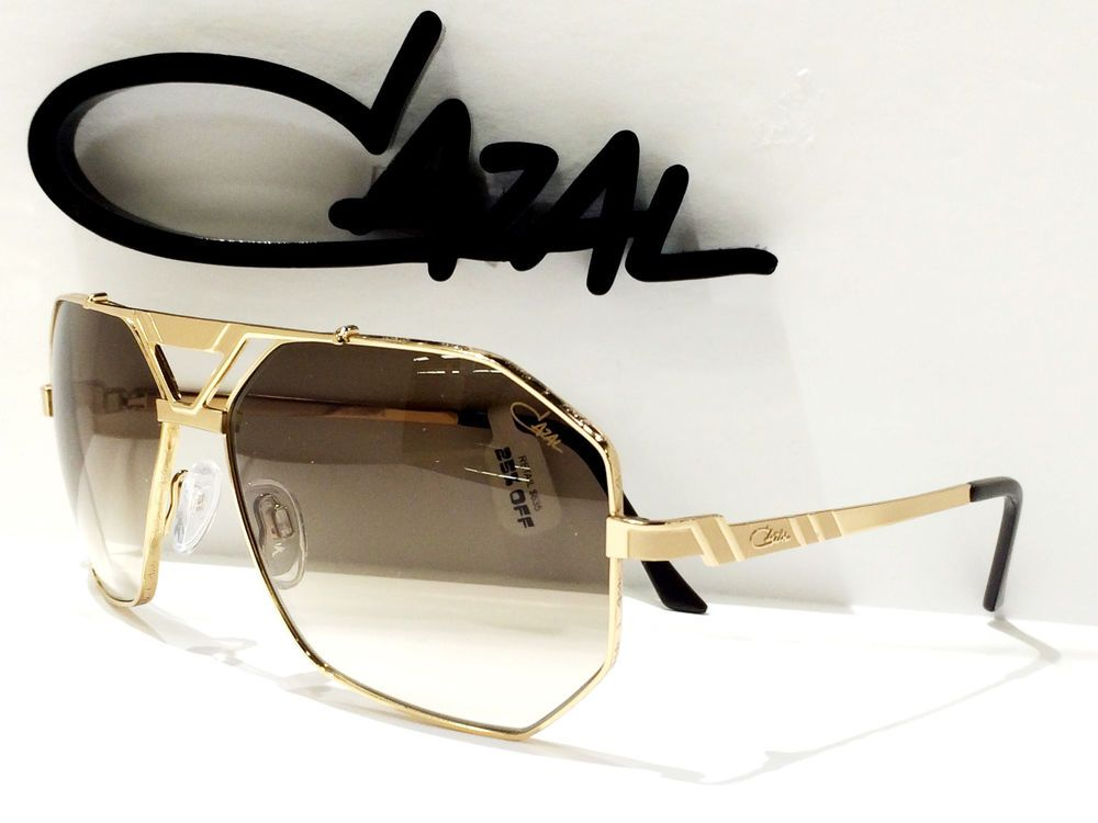 52650cba3203 Details about Authentic SUNGLASSES CAZAL MOD 9058 COL 002 63-15 1302 ...