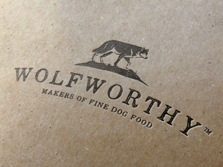 Wolfworthy Dog Food Dog Food Recipes Canned Dog Food Homemade