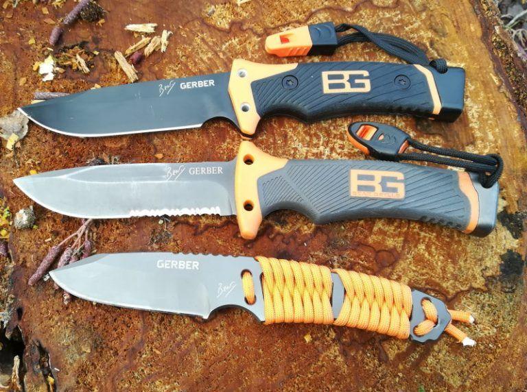 Bear Grylls Klingen Ultimate Pro Paracord Knife Messer Messer