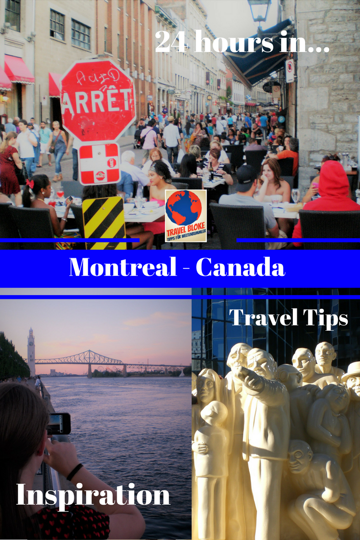 Montreal Canada: My travel tips for your perfect day in the French Canadian city: what to see, where to sleep, where to party, what to eat...
