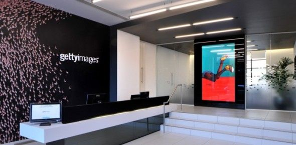 office interiors and design. office lobby design ideas interiors and t