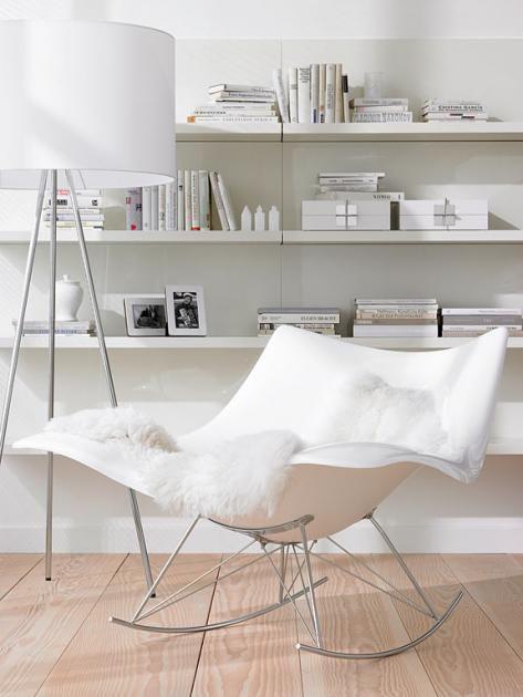 wei e m bel und w nde wohnen in wei pinterest wohnen wei e m bel und wohnwelt. Black Bedroom Furniture Sets. Home Design Ideas