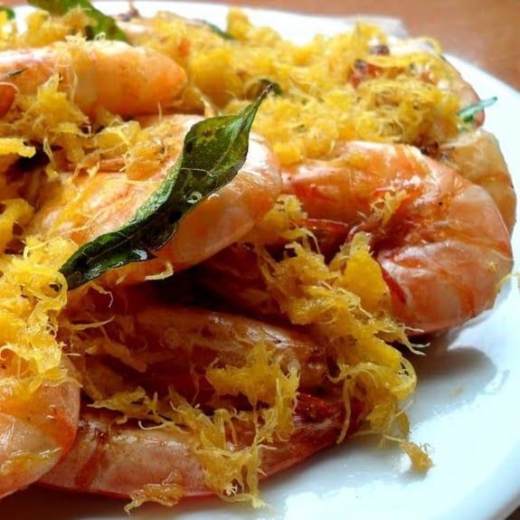 Malaysian Butter Prawns Recipe Deliciousness Pinterest Prawn