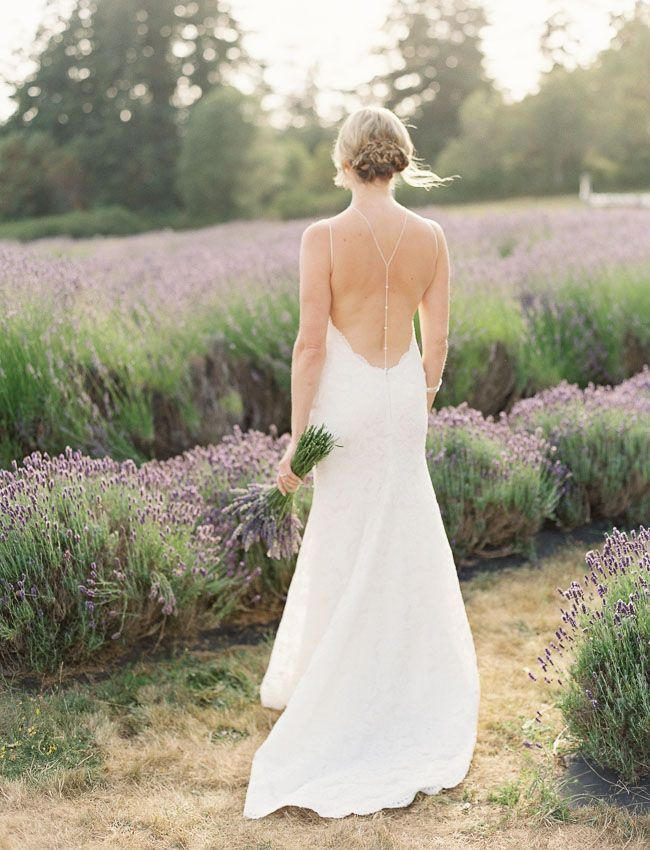 Intimate San Juan Islands Elopement Emily Brian Outdoor Wedding DressBackless DressesSpring