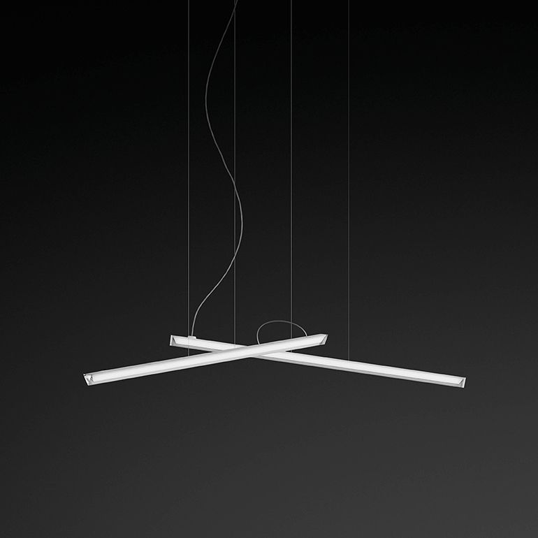 Halo Lineal Pendant Light Vibia