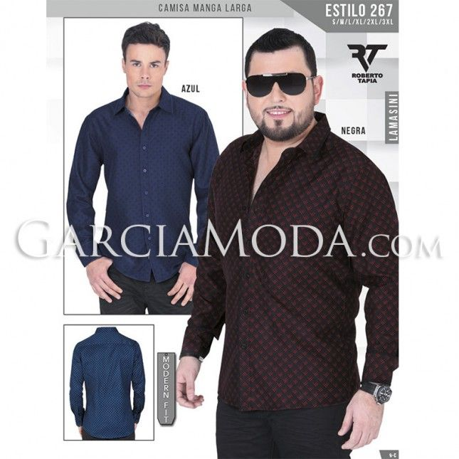 e08d781197 Camisa Lamasini Jeans   ropavaquera   grupero   norteño   westernwear    robertotapia