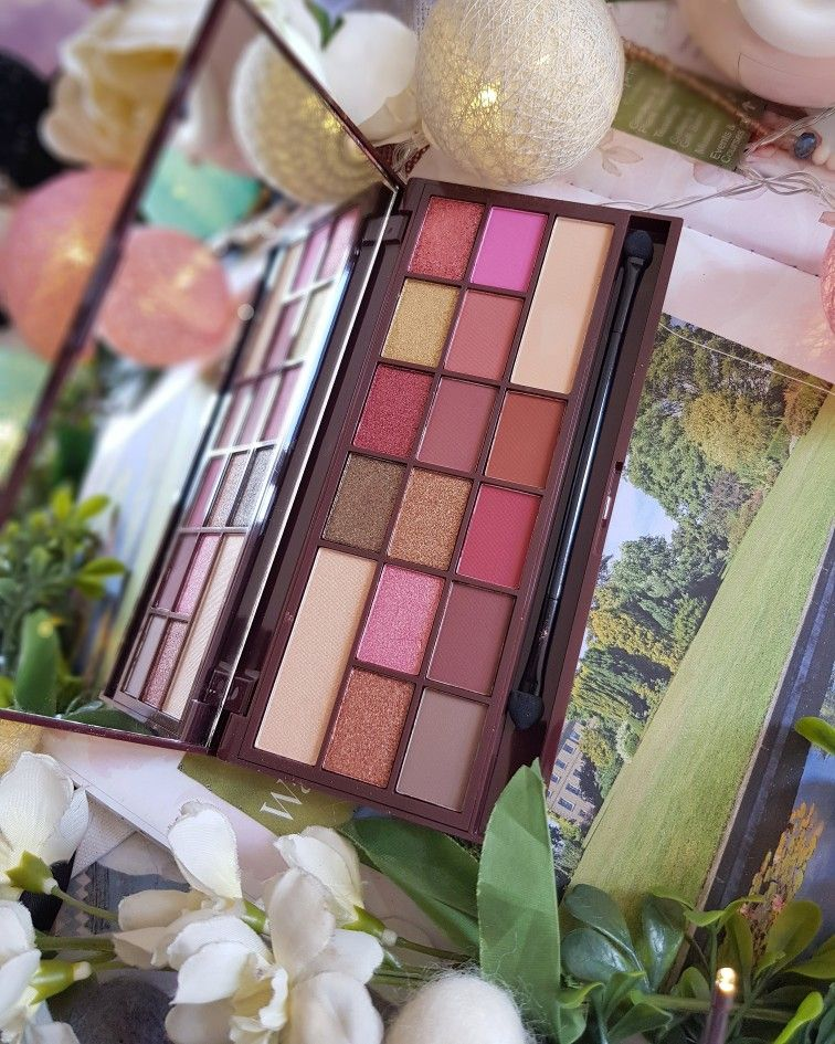 Palette Chocolate Rose Gold Makeup Revolution Crédit Photo